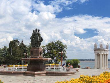 Центральная набережная – сердце Волгограда