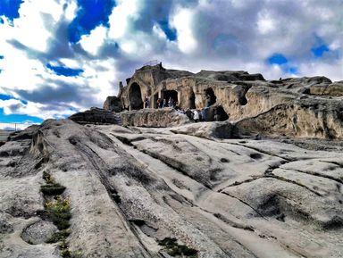 Мцхета-Уплисцихе: истории и панорамы
