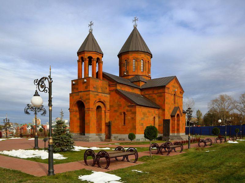 Нижний Новгород мультикультурный и многоконфессиональный