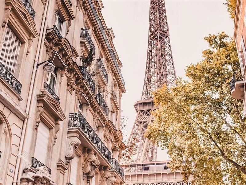 Экскурсия Ваш идеальный день в Париже!
