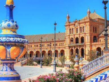 Севильский экспресс — знакомство с городом
