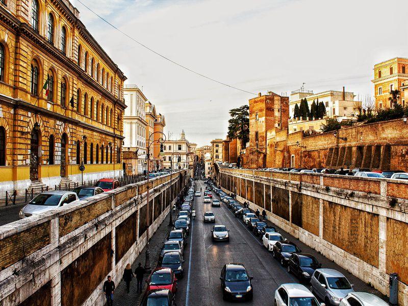 Экскурсия Трансфер «Рим — Порт Чивитавеккья»