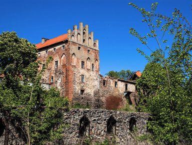 Замки Восточной Пруссии — по следам рыцарей