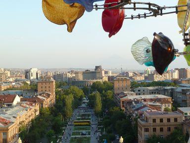 Oбзорная экскурсия по Еревану