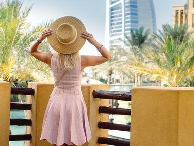 Дубай— украшение Персидского залива