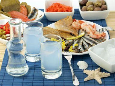 Греческий рынок. Национальная кухня и секреты долголетия
