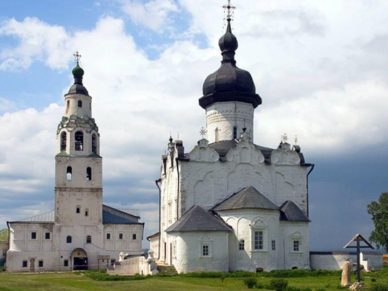 Речная экскурсия в остров-град Свияжск