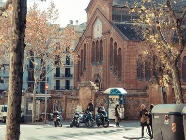 Вдоль проспекта Диагональ — Барселона глазами местных жителей