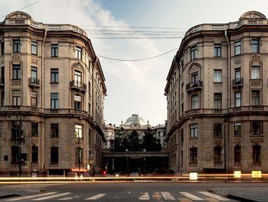 Лабиринты Петроградки