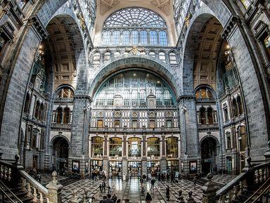 Экскурсия в Антверпене: Антверпен — город искусств