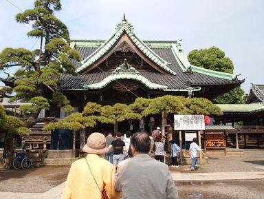 Экскурсия : Прогулка в атмосфере старого Токио