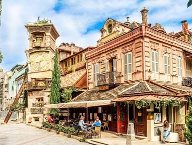 Тбилиси — любовь с первого взгляда