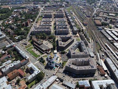 Петербург старый и новый