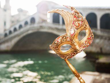 Экскурсия в Венеции: Венеция: звуки музыки и маски карнавала