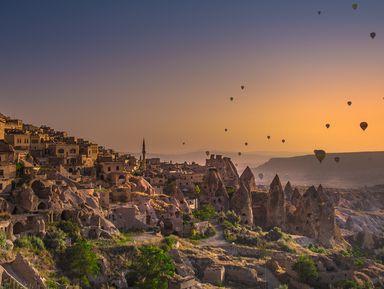 Из Кемера в Каппадокию на два дня: путешествие к истокам древней земли