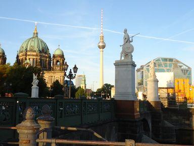 Весь Берлин: с Запада на Восток и обратно