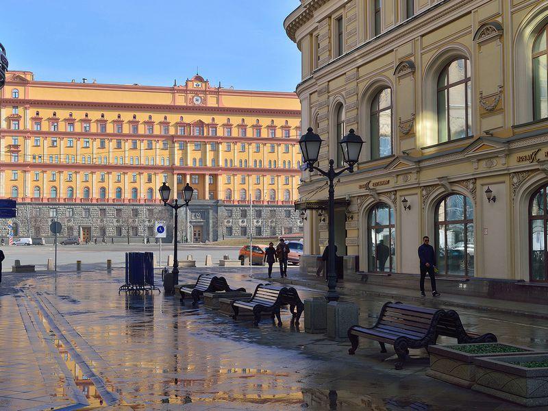 Экскурсия Готика имодерн вЛубянском треугольнике: сокровенные уголки города