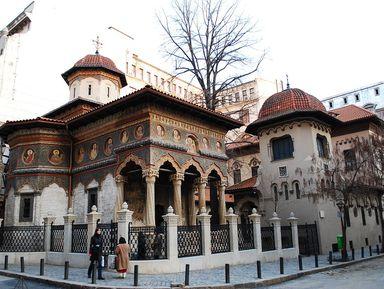Экскурсия в Бухаресте: Добро пожаловать в Бухарест!