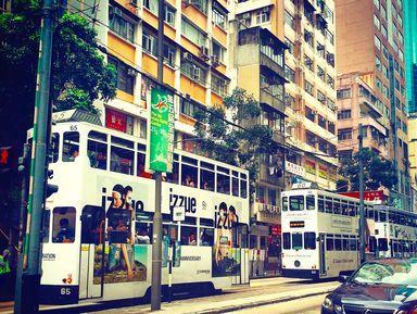 Атмосферная прогулка по Гонконгу