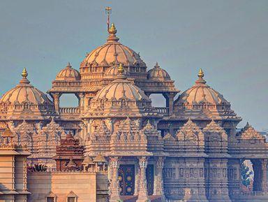 Яркие краски Индии: храмы, дворцы и фестиваль Дивали!