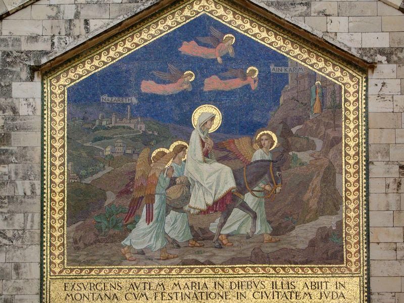Экскурсия У истоков христианства: Эйн-Карем и Вифлеем