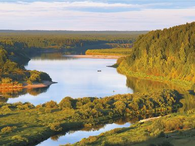 Ветлужская кругосветка— внастоящую русскую глубинку