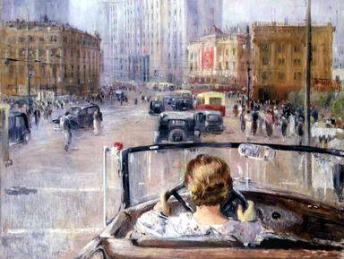 Понять русское искусство ХХ века: от раннего авангарда до новейших течений