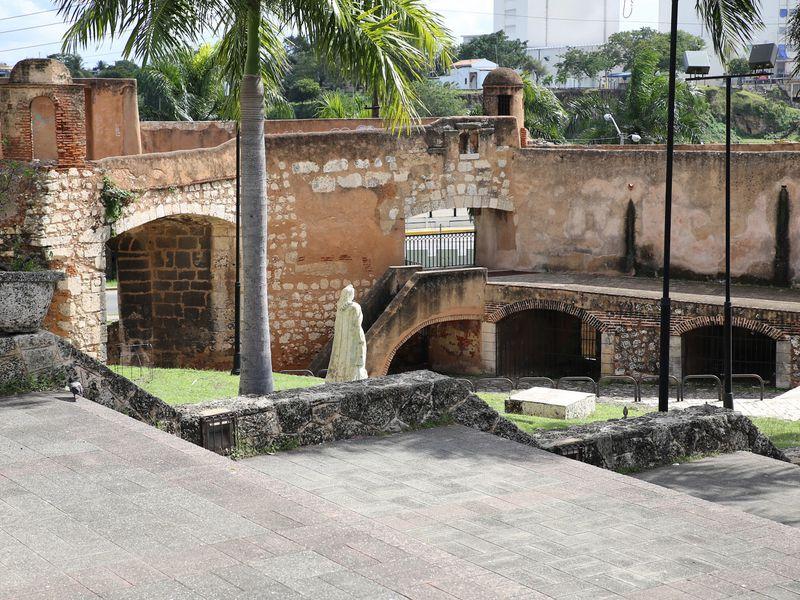 В Санто-Доминго из Пунта-Каны