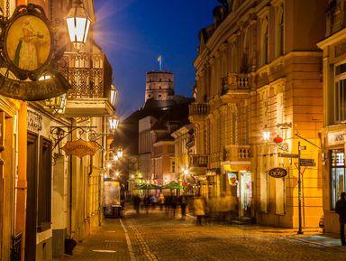 Удивительные истории Старого города