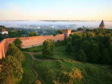 Вдоль Смоленской крепостной стены