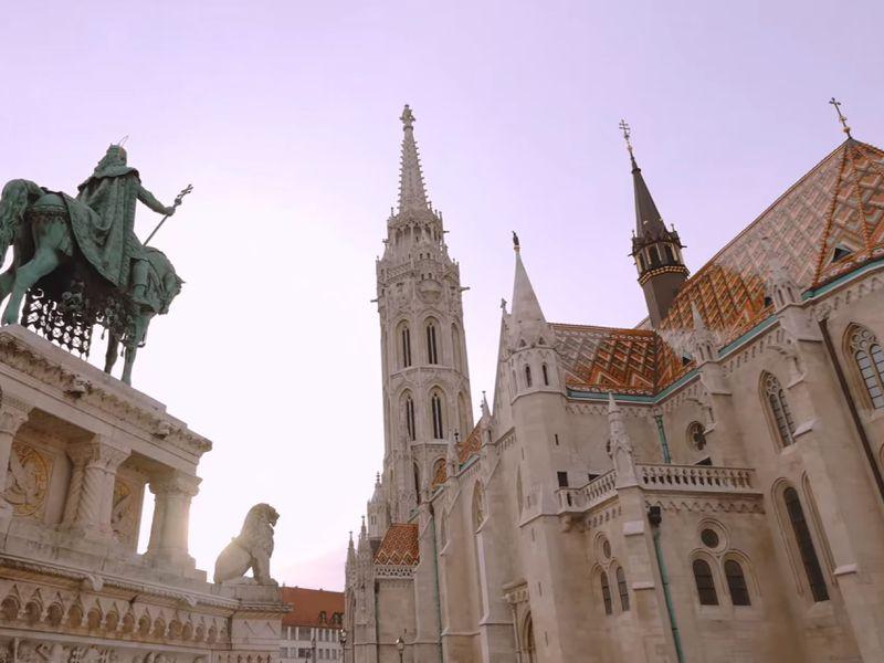 Экскурсия С королем по Будапешту: спектакль-экскурсия