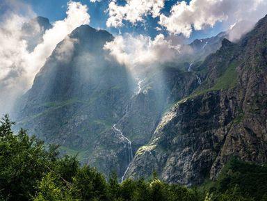Северная Осетия — рай на земле
