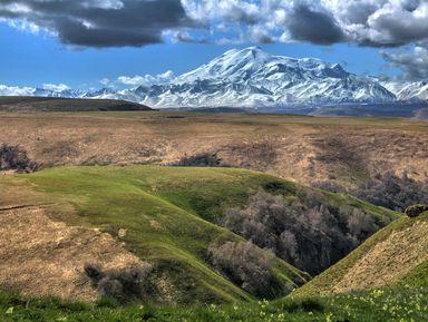Джип-приключение на склонах Северного Кавказа!