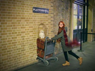 По следам Гарри Поттера в Лондоне!