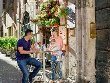 Фотопрогулка по утреннему Риму