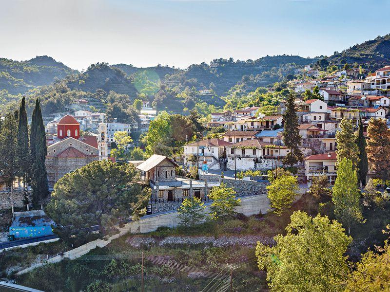 По горным деревушкам Кипра (из любого города острова)