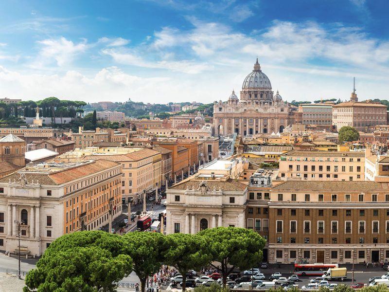 Экскурсия Узнать Рим за один день