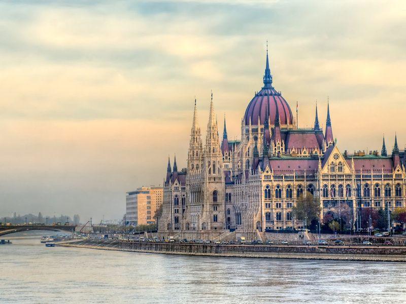 Экскурсия Будапешт— гордость мадьяров