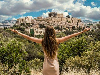Познавательная фотопрогулка по Афинам с местным жителем-греком
