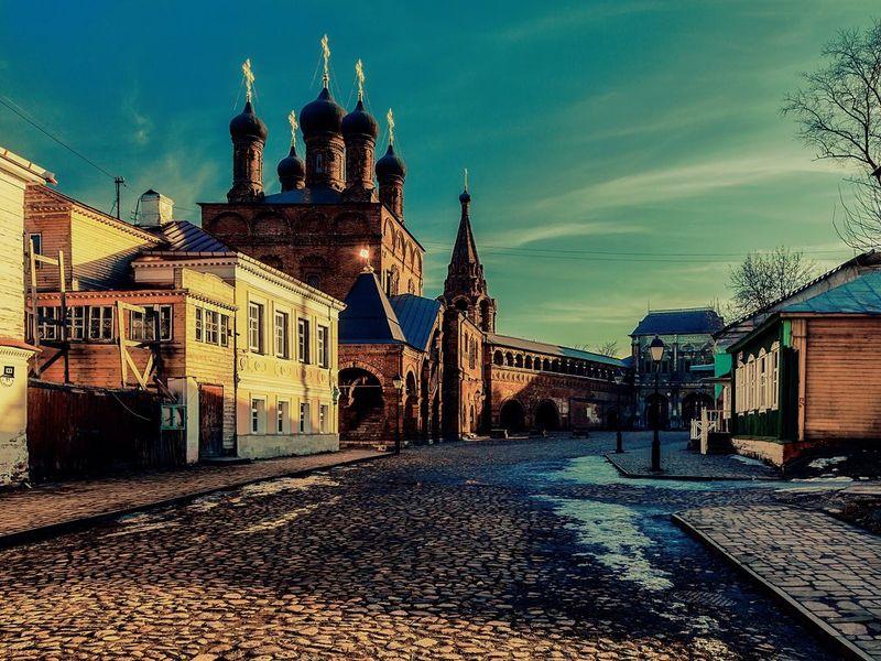 Экскурсия Подлинный дух русского средневековья в Крутицком подворье