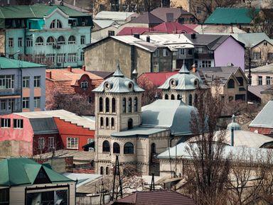История Махачкалы и Дагестана