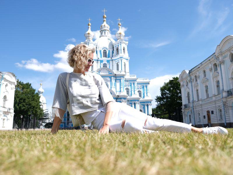 Экскурсия Ваш идеальный день в Петербурге