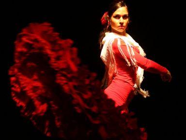 Представление Фламенко