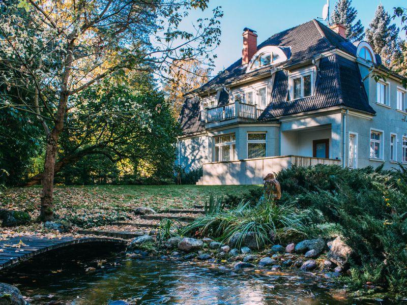 Экскурсия Межапарк: история Царского леса иего знаменитых обитателей