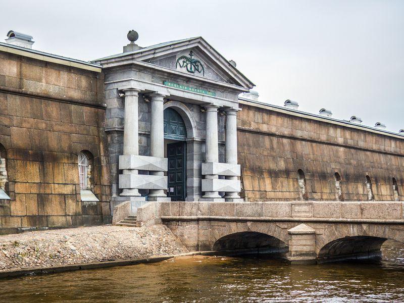 Экскурсия Петропавловская крепость: тайны царской тюрьмы