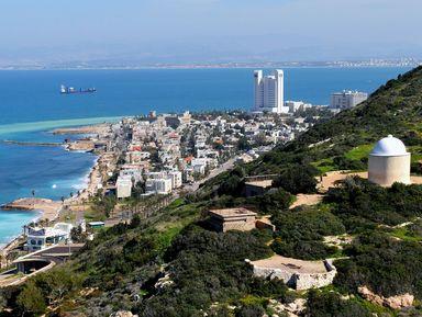 Путешествие по северу Израиля