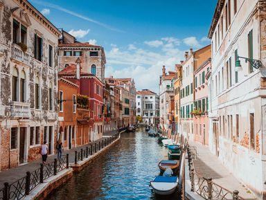 Запрятанные уголки Венеции