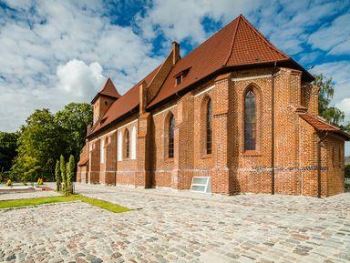 Религиозное наследие Калининградской области