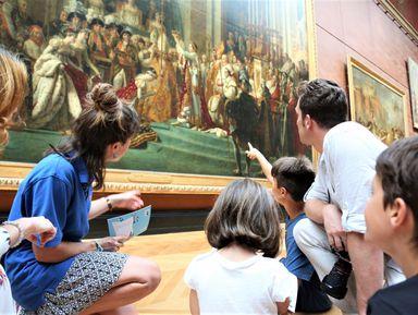 Сказочный Лувр для детей от 6 лет