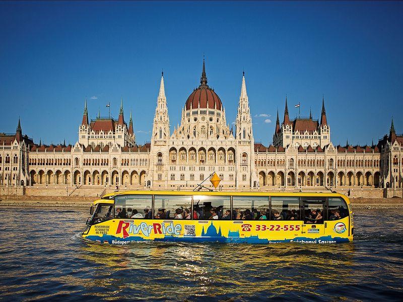 Билеты на водный автобус в Будапеште